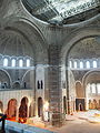 Interior of the Temple of Saint Sava in Belgrade.jpg