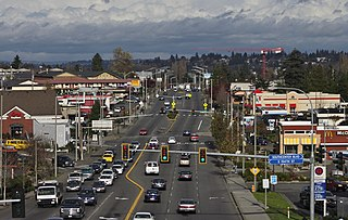 Tukwila, Washington City in Washington, United States