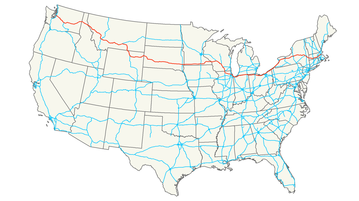 Interstate 90 - Wikipedia on map of coal city il, map of mississippi river il, map of east moline il, map of newton il, map of romeoville il, map of granite city il, map of nauvoo il, map of herrin il, map of crawford county il, map of jasper county il, map of champaign il, map of mason city il, map of warren county il, map of washington il, map of henry county il, map of springfield il, map of chicago il, map of pontiac il, map of illinois city il, map of cerro gordo il,
