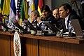 Intervención del Presidente del Ecuador Rafael Correa en la Asamblea General de la OEA (7337472192).jpg