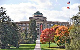 Iowa State University - Beardshear Hall