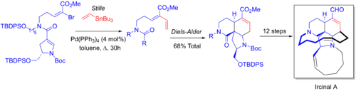 Total Synthesis of Ircinal A