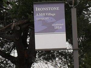 Ironstone, Massachusetts - Ironstone, A mill village from 1814
