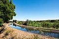 Irrigation canal near the Pego do Alter dam, Alcácer do Sal, Portugal (PPL1-Corrected) julesvernex2.jpg