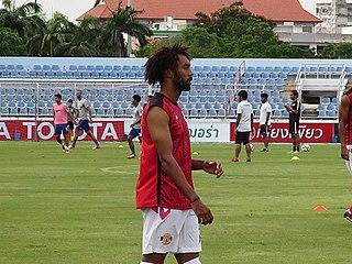 Isaka Cernak Australian soccer player