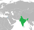 Israel-india locator.png