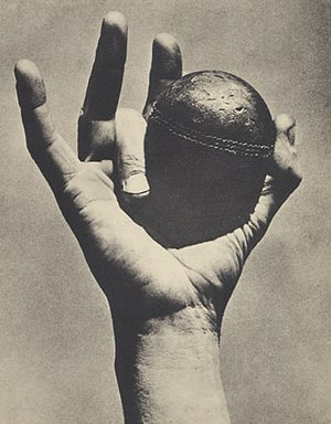 Carrom ball - Iverson's unique bowling grip