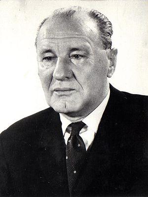 English: János Kádár