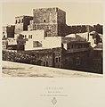 Jérusalem. Tour de David avec ses grandes assises salomoniennes MET DP345519.jpg