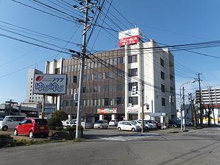 秋田ふるさと農協の本店