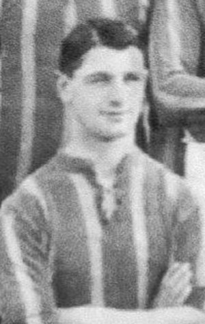 Jack Chapman (footballer) - Chapman while with Brentford in 1913.