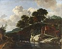Jacob Isaaksz van Ruisdael - Hilly Landscape with a Watermill - 49.532 - Detroit Institute of Arts.jpg