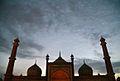 Jama Masjid at Dusk.jpg