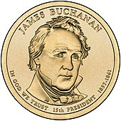James Buchanan – Dollar