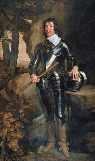 James Hamilton, 1st Duke of Hamilton - James, Duke of Hamilton by Anthony van Dyck.