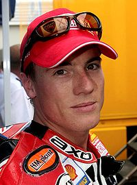 James Toseland 2007 World Superbike Champions