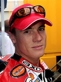 James Toseland British motorcycle racer