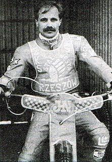 Jan Krzystyniak Polish speedway rider