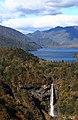 Japan, Tochigi - Nikko lake Chūzenji Kegon waterfall october 2009.jpg
