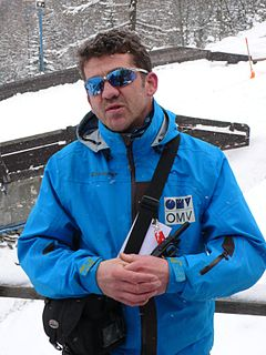 Jaroslav Sakala Czech ski jumper