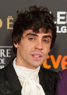 actor, scriptwriter and creator of Spain