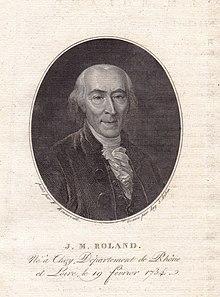 08 novembre 1793 (18 Brumaire): Exécution de Madame Roland 220px-Jean-Marie_Roland