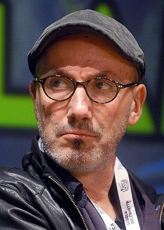 Jean-Yves Ferri - Jean-Yves Ferri at Lucca Comics & Games 2015