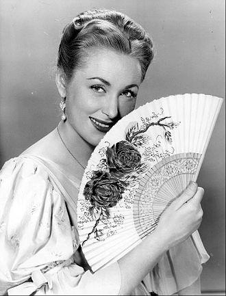 Jean Fenn - Fenn in 1956