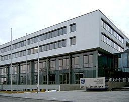 Jena Justiz Zentrum 2