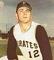 Jerry May - Pittsburgh Pirates - 1966.jpg