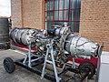 Jet engine at Technik Museum Speyer.jpg