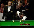 Jimmy Robertson and Ingo Schmidt at Snooker German Masters (DerHexer) 2015-02-05 02.jpg