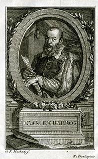 João de Barros Portuguese historian