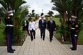 Joe Biden visits Corozal American Cemetery and Memorial 02.jpg