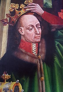 Władysław II Jagiełło Grand Duke of Lithuania and King of Poland
