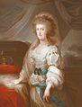 Johann Heinrich Tischbein - Maria Carolina d'Austria, Regina di Napoli e Sicilia.jpg