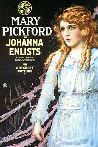 Johanna Enlists - Film poster