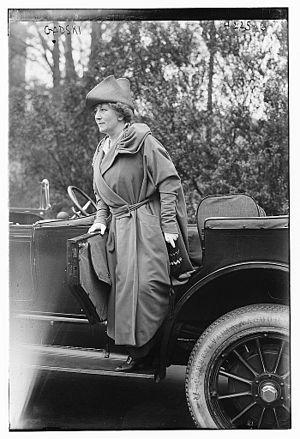 Johanna Gadski - Gadski in 1917