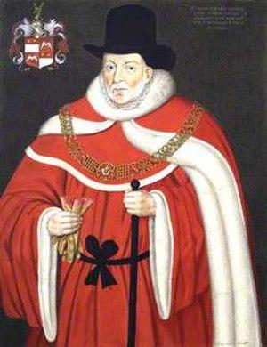 John Popham (judge)