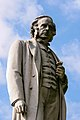 John Bright statue, Albert Square, Manchester 3.jpg