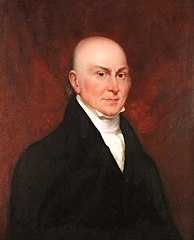 John Quincy Adams by Charles Osgood