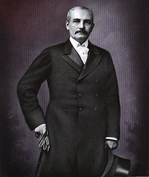 John Sanford (1851) - John Sanford (1851-1939), Congressman from New York