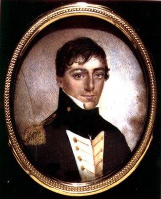 John Septimus Roe - John Septimus Roe, 1824