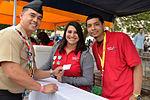 Joint Base San Antonio military ambassadors join Fiesta royalty, special guests to kick off Fiesta San Antonio 150416-N-UR169-006.jpg