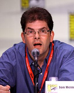 Jon Hein American broadcaster