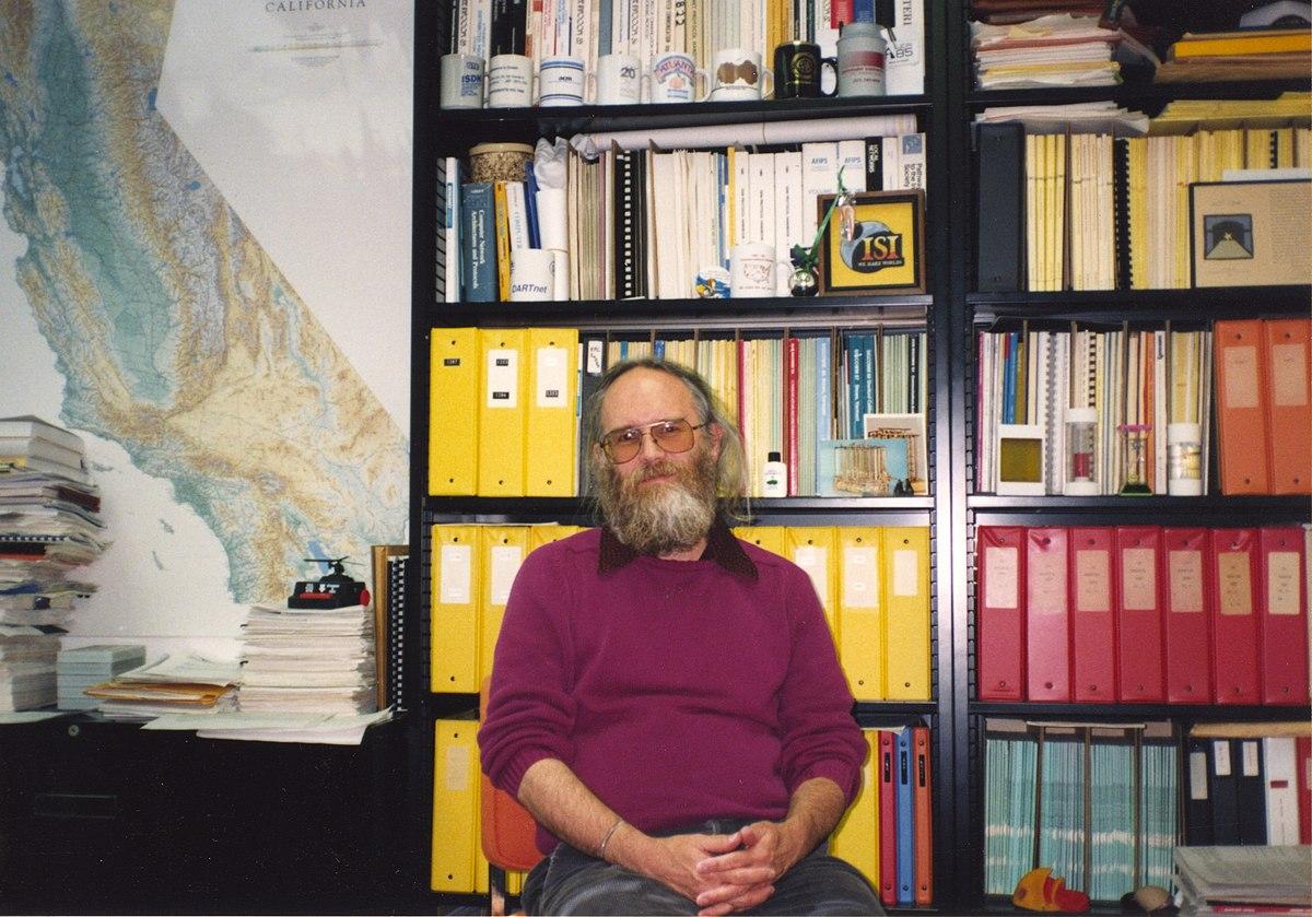 Jon Postel - Wikipedia