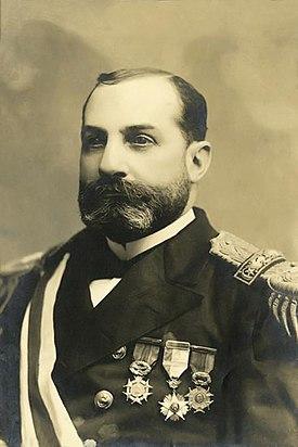 Jorge Montt Álvarez.