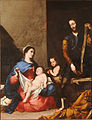 Jose de Ribera, el Espanoleto - The Sacred Family - Google Art Project.jpg