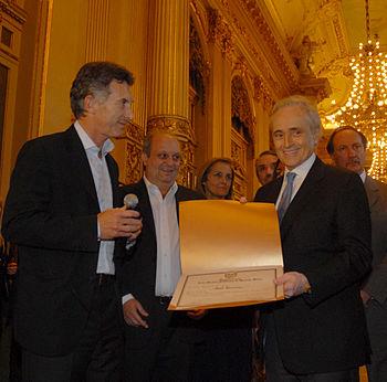 Josep Carreras - Teatro Col%C3%B3n