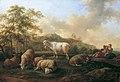 Joseph Roos d. Ä. - Landschaft mit weidendem Vieh - 1788 - Österreichische Galerie Belvedere.jpg